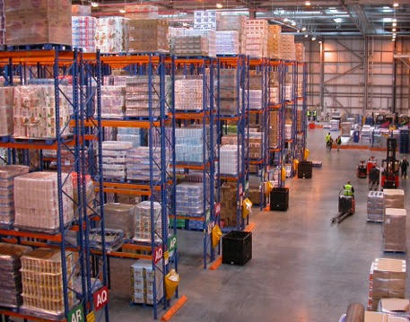 Safety first in your warehouses is a crucial foundation for your team.
