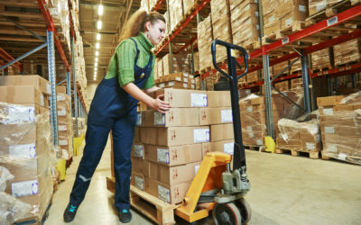 Warehouse E-Commerce Capabilities