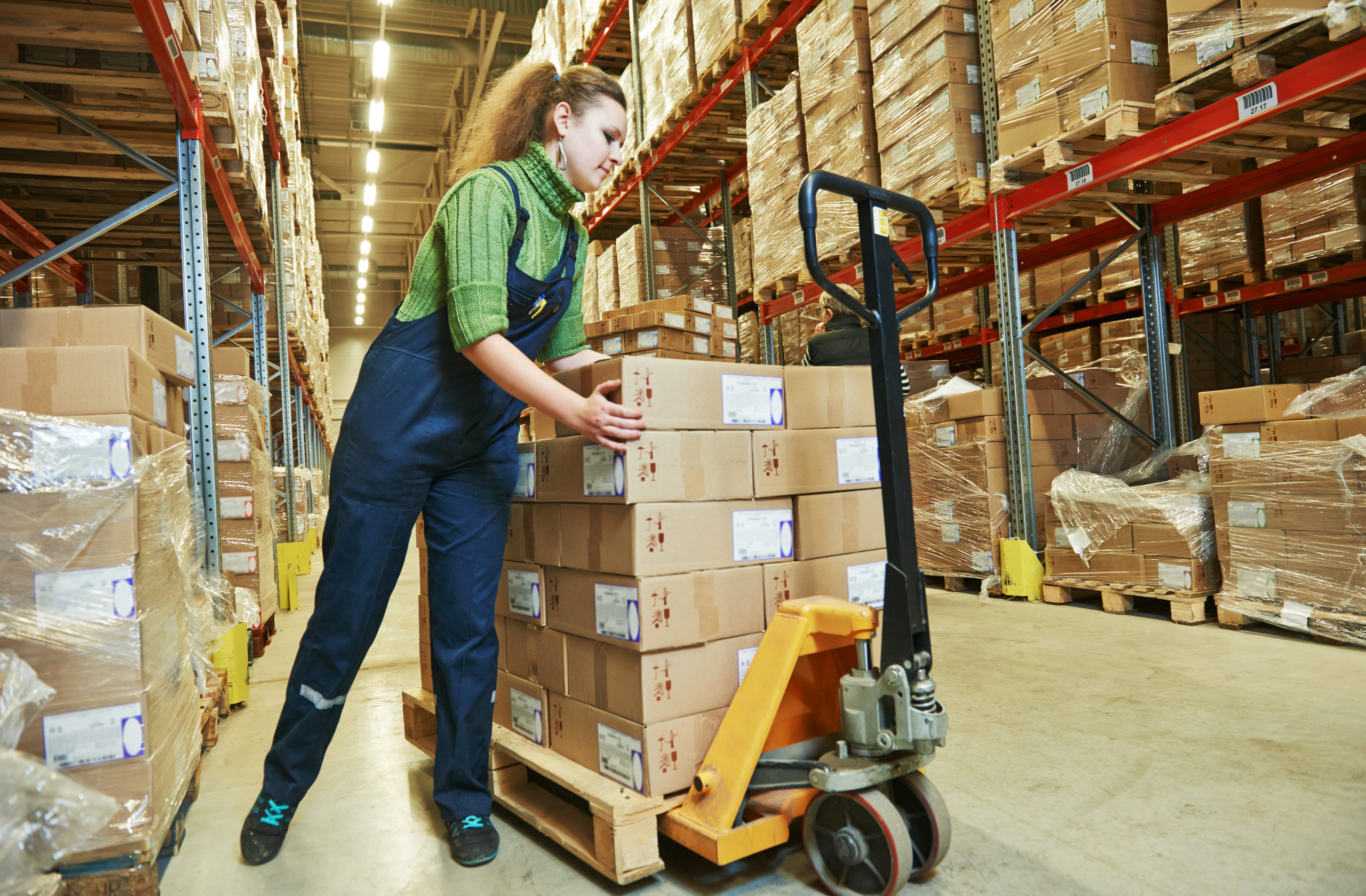 Ecommerce capabilites in your warehouse.