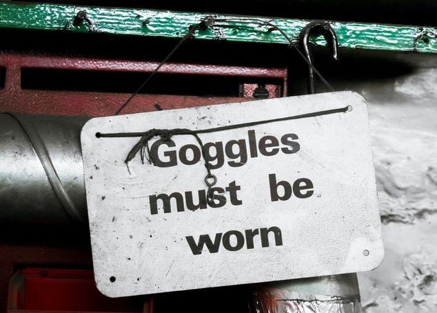 """WERC Spreading Safety webinar reminds employees that """"Goggles must be worn."""""""