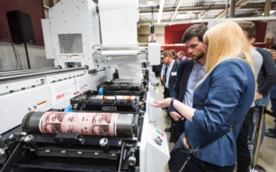 SDC Executive: Alpine Optimizes Distribution for Mark Andy Print Products